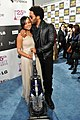 Zoe Kravitz and Lenny Kravitz at the 25th Spirit Awards.jpg