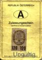 Zulassungsschein Deckblatt 1986 indiziert.png