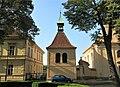 Zvonice u kostela svaté Alžběty v Čáslavi (Q104874485) 01.jpg