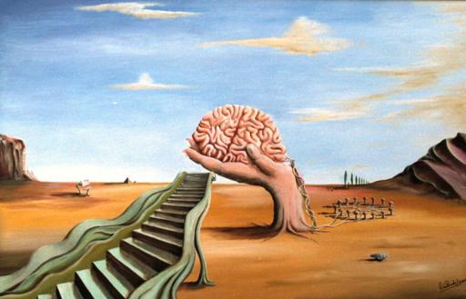 """""""BrainChain"""" Willem den Broeder 2001"""
