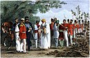 """Capture of the King of Delhi by Captain Hodson"".jpg"