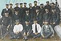 """""""Fram""""s besetning ved ankomsten til Hobart, Tasmania, mars 1912 (cropped).jpg"""