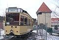 """""""Linie 96"""" bei Machnower Schleuse (""""Route 96"""" at Machnow Lock) - geo.hlipp.de - 32127.jpg"""