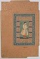 """Portrait of Zamana Beg, Mahabat Khan"", Folio from the Shah Jahan Album MET sf55-121-10-3a.jpg"