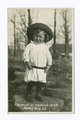 'Buster' of Overlook Park, Prince(sic) Bay, S.I. (toddler in sun hat and dress) (NYPL b15279351-105176).tiff