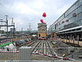 'Gleis 9' in Zürich-Oerlikon während der Gebäudeverschiebung - Tag 2 - 2012-05-23 15-36-25 (P7000) ShiftN.jpg