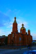 File:(01) ORTHODOX CATHEDRAL IN CITY OF ZHMERYNKA REGION OF VINNYTSIA STATE OF UKRAINE VIDEO BY VIKTOR O LEDENYOV 20160509.ogv