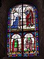 Église Notre Dame et Saint-Junien de Lusignan, vitrail 08.JPG