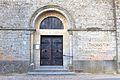 Église Saint-Pierre d'Écajeul porte.JPG