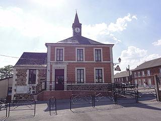 Éteignières Commune in Grand Est, France