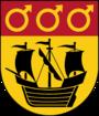 Östhammar kommunevåben - Riksarkivet Sverige.png