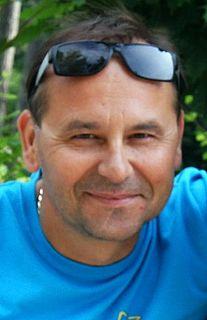 Marek Łbik Polish canoeist