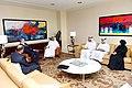 Επίσκεψη ΥΠΕΞ Ν. Κοτζιά στο Αμπού Ντάμπι (24.03.2015) (16302175044).jpg