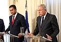 Συνάντηση ΥΠΕΞ Δ. Αβραμόπουλου με Γ.Γ. Ένωσης για τη Μεσόγειο (7979685119).jpg