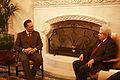 Συνάντηση ΥΠΕΞ κ. Δ. Δρούτσα με Πρόεδρο της Δημοκρατίας της Κύπρου κ. Δ. Χριστόφια (4973812972).jpg