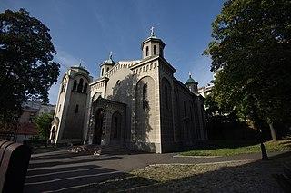 Church of the Ascension, Belgrade