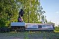Братська могила радянських воїнів. село Іванківці.jpg