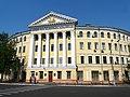 Будинок з крамницями, Києво-Могилянська академія, Контрактова площа, 3.JPG