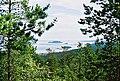 ВИД СВЕРХУ НА ОСТРОВА В БЕЛОМ МОРЕ - panoramio.jpg