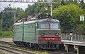 ВЛ10У-418, Russia, Moscow region, Purlovo station (Trainpix 205619).jpg