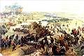 Взяття фортеці Ізмаїл українськими козаками на чолі із гетьманом Наливайко у 1595 році.jpg