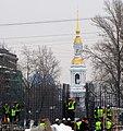 Вид колокольни со стороны сроящегося Мариинского театра.jpg