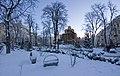 Золотые ворота зимним утром.jpg