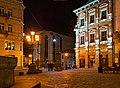 Кам'яниця Бандінеллі вночі.jpg