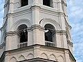 Колокольня, в Николо-Пешношском монастыре, колокола.jpg