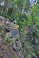 Коростишівський кар'єр, скелі.jpg