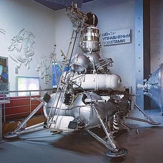 <i>Luna 24</i> Soviet space probe