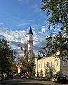 Мечеть с минаретом («Караван-Сарай»)..jpg