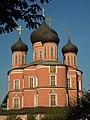 Москва - Донской монастырь, Новый собор 2.jpg