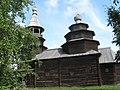 Новгородская область, музей деревянного зодчества Витославлицы. Шатровый храм.jpg