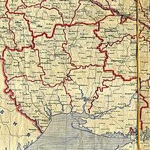 Яновский район Одесской губернии, апрель 1923 г.