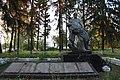 Пам'ятний знак на честь воїнів-односельчан, село Гриценки.jpg