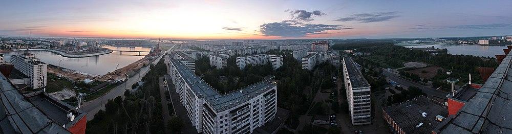 Йошкар-Ола — Википедия