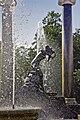 """Петергоф. Львиный каскад. Статуя """"Нимфа Аганипа"""". 2011-07-23.jpg"""