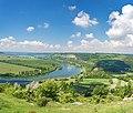 Погляд на пам`ятку природи Печери із височин Лядівського скельного монастиря.jpg