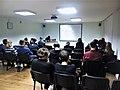 Презентація Кідрука Не озирайся і мовчи Чернігів. Аудиторія до початку.jpg