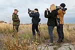 Работа российских и иностранных СМИ на авиабазе «Хмеймим» в Сирии (22).jpg