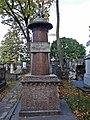Санкт-Петербург, Лазаревское кладбище, могила А.Н. Воронихина.JPG