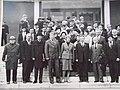 Студенты и преподаватели на крыльце Троицкого Ветеринарного Института 1972 год.jpg
