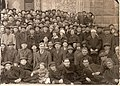 Татары-мусульмане у входа в Соборную мечеть Ленинграда 1926 год.jpg