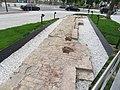 Фундамент Храма Александра Невского Серпухов 2021 02.jpg