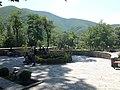 Ханский сад дворца шекинских ханов.jpg