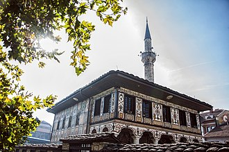 Tetovo - The Painted Mosque.