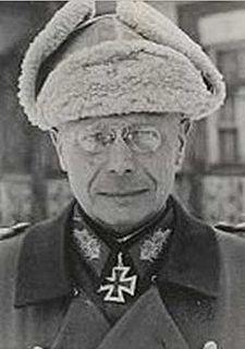 Ernst-Eberhard Hell German general and Knights Cross recipient