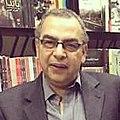 الكاتب أمير عاطف في احتفالية بالدكتور أحمد خالد توفيق (cropped).jpg
