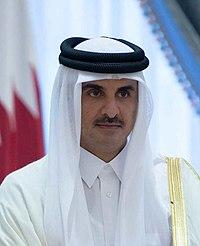 emir of qatar wikipedia